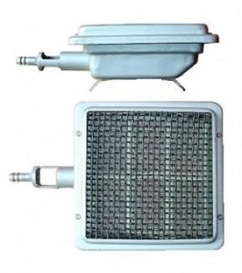 Газовая горелка-обогреватель инфракрасного излучения