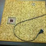 Электрический коврик-обогреватель